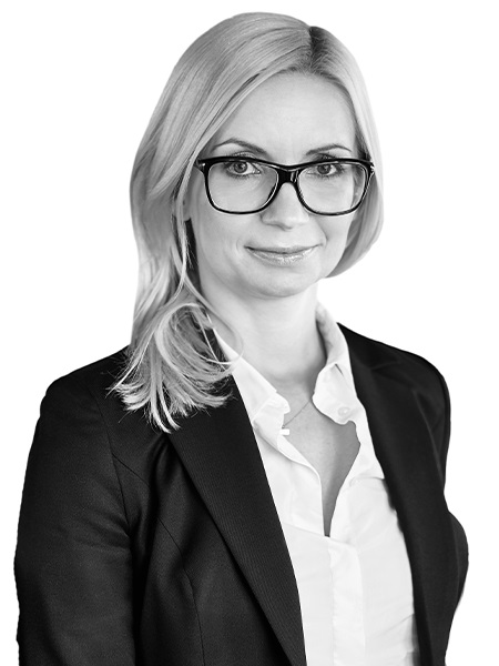 Anna Wysocka,Head of Retail Agency